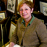 Norma Gent, Watercolour artist in Derbyshire